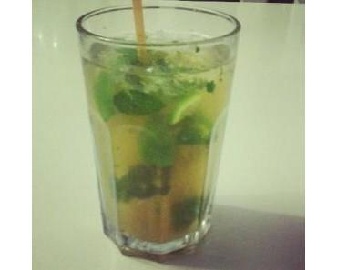 Mojito, what else?