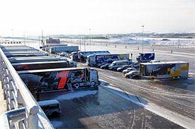 Formel Renault 3.5 Test in Aragon wegen Schnee abgebrochen