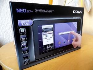 Mein erstes Tablet – Odys Neo S7 Plus