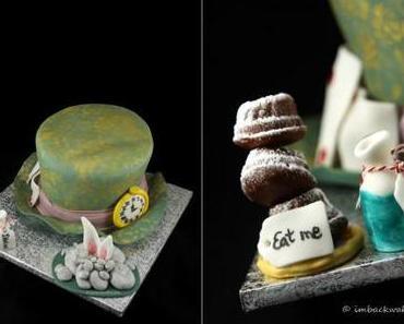 """Alice im Wunderland""-Torte"
