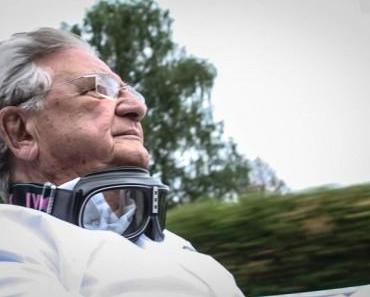 85. Geburtstag von Hans Herrmann