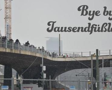 Bye bye Tausendfüßler – Abschied von einer Düsseldorfer Stilikone