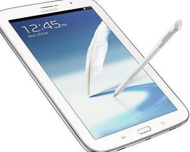 MWC Barcelona 2013: Samsung präsentiert Galaxy Note 8.0 Tablet