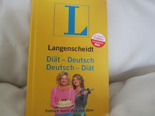 Diät- Deutsch, Deutsch - Diät Langenscheidt