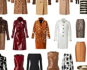 Sneak a peek – Burberry Prorsum Autumn/Winter 2013