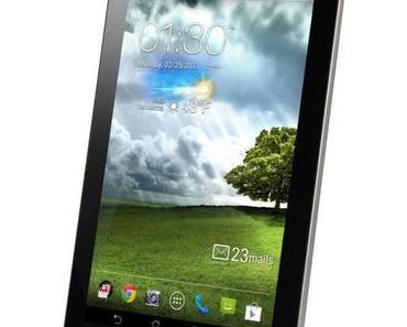 ASUS Fonepad: 7 Zoll Tablet mit Android und 3G für 229 Euro