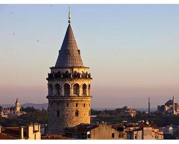 Der Galataturm in Istanbul