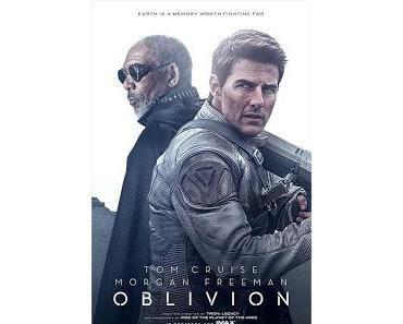 Oblivion: Zwei neue Poster zum SF-Film mit Tom Cruise erschienen