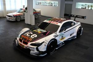 Marco Wittmann im Ice-Watch BMW