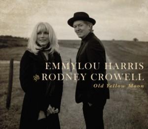 Emmylou Harris und Rodney Crowell mit Old Yellow Moon