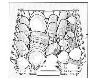 Geschirrspüler einräumen und pflegen