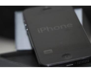 iPhone 5S schon in Produktion?