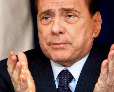 Berlusconi zu einem Jahr Gefängnis verurteilt
