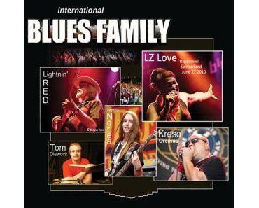 LZ Love & Lightnin Red - International Blues Family