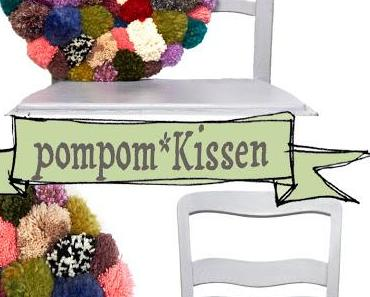 {ideenwerkstatt} pompom*Kissen