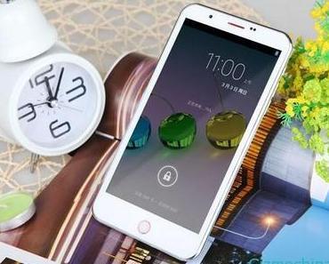 GooPhone i9: Günstiges Phablet mit 5,7 Zoll Display und Quad-Core CPU