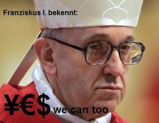 Garantiert wieder kein Segen für die Menschheit: Jesuit zum Papst gewählt