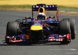 Formel 1: Red Bull in Melbourne vorne, Mclaren enttäuscht