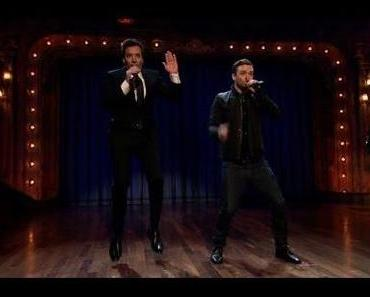 Jimmy Fallon & Justin Timberlake – History of Rap 4 [Video]