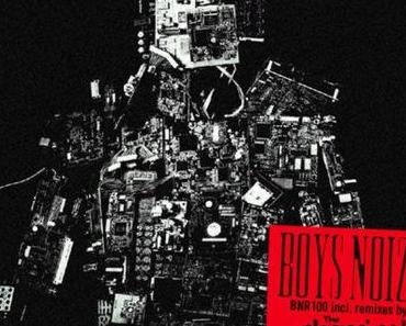 Boys Noize – XTC (The Chemical Brothers Remix) [Stream]