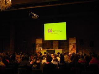 lit.COLOGNE 2013: Eine Lesung mit Josephine Angelini und der Göttlich-Trilogie
