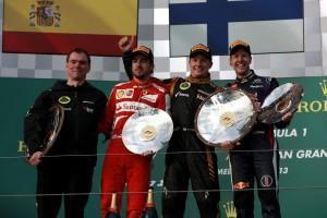 Formel 1: Kimi Raikkonen gewinnt den Saisonauftakt in Melbourne