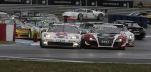 Neue Startzeit beim ADAC GT Masters