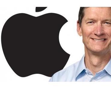 Tim Cook: Platz 18 der beliebtesten CEOs