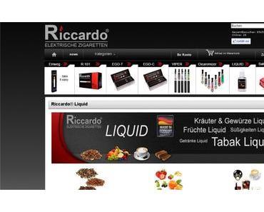 E-Zigarette Riccardo