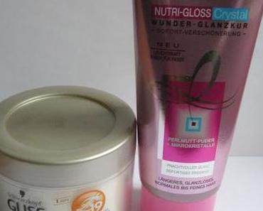 GlissKur & L' Oreal Haarkur für trockenes Haar