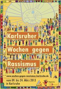 Wochen gegen Rassismus/Letzte Tage in Karlsruhe