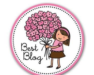 Best Blog-Award!