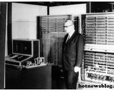 Der Erste Computer - Zuse Z3
