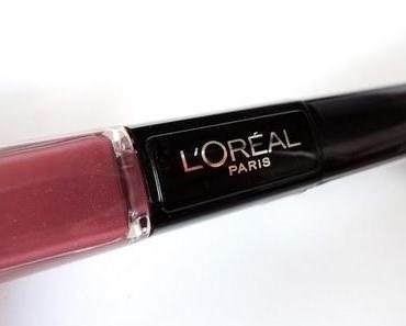 L'ORÉAL INDEFECTIBLE Lippenstift - Violet Parfait 209