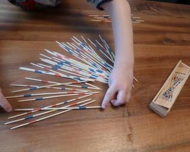 Kinderspiel-Klassiker: das Mikado