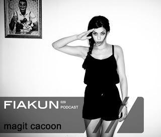 Mixtape-Empfehlung: Fiakun Podcast 029 - Magit Cacoon