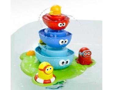 """Badespaß garantiert – das Wasserspiel """"Springbrunnen"""" von  Yookidoo"""