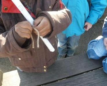 Kindergeburtstag: Die Schatzsuche