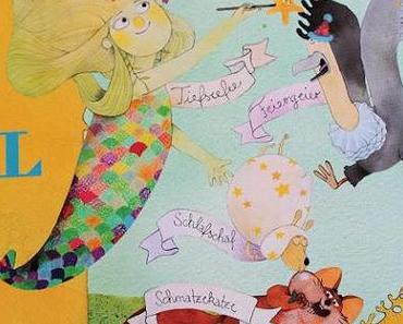 Die Tuschelmuscheln - Bilderbuch für Kinder ab fünf