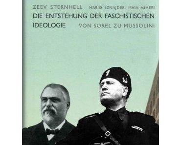 Georges Sorel, Benito Mussolini und die Entstehung der faschistischen Ideologie