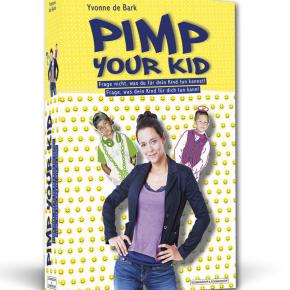 "Yvonne de Bark, Autorin von ""Pimp your kid"""