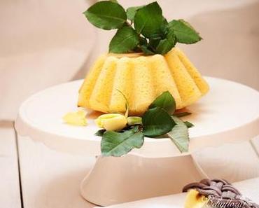 Holunderblüten-Zitronen-Kuchen