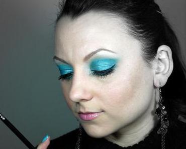da Vinci-Kosmetikpinsel...(auf BEAUTY-Messe, meine Einkäufe und Anwendung)