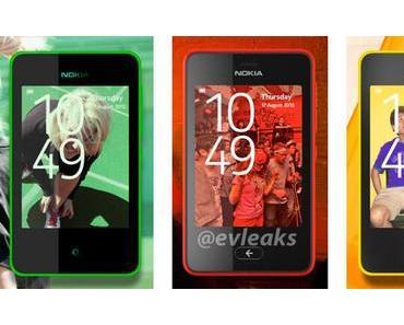 Nokia: Könnte dies ein neues Smartphone der Asha Serie sein?