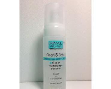 [Review] RIVAL de Loop Clean & Care Milder Reinigungsschaum