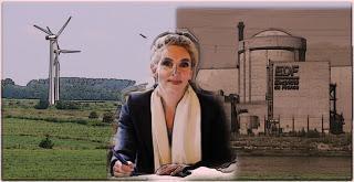 Umweltministerin Batho's Spagat zwischen Erneuerbaren und Atom oder wie sage ich es den Franzosen