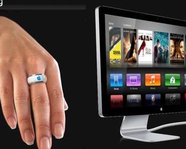 Analyst: 60-Zoll Apple-Fernseher iTV Ende 2013 mit iRing-Steuerung und Zweit-Bildschirm