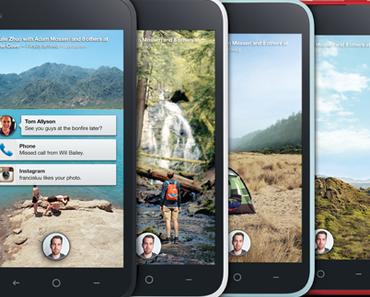 Facebook präsentiert neue Benutzeroberfläche für Android