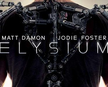 "Trailerpark: ELYSIUM - Der neue Film von ""District 9""-Regisseur"