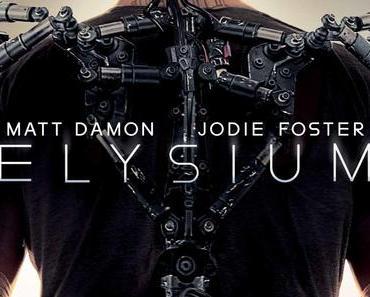 """Trailerpark: ELYSIUM - Der neue Film von """"District 9""""-Regisseur"""